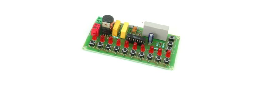 10 level ac motor speed and on/off controller circuit for modern appliances  using ls7311