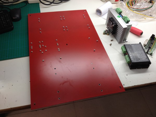 My 5 Axis CNC Milling _ CNC Router Controller_