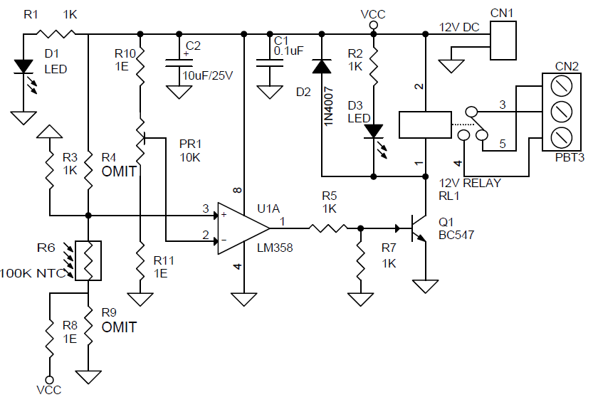 heat activated switch schematic  1